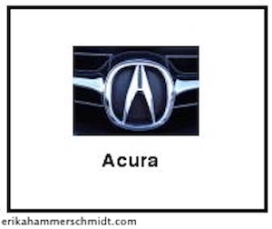 Picture of Acura logo