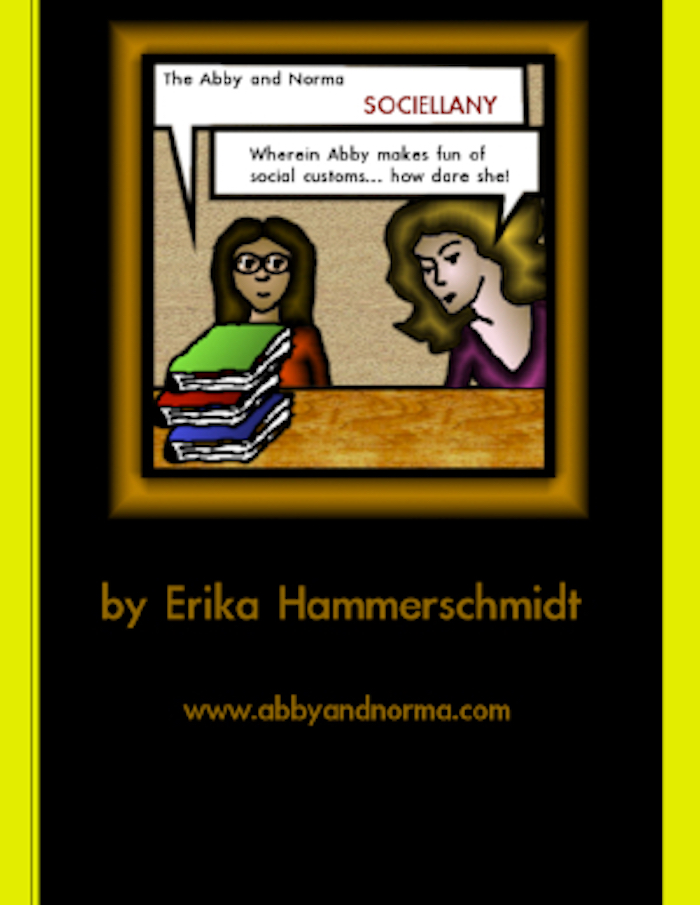 Abby and Norma Minibooks