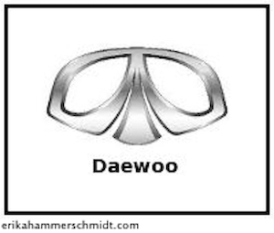 Picture of Daewoo logo