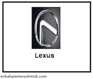 Picture of Lexus logo