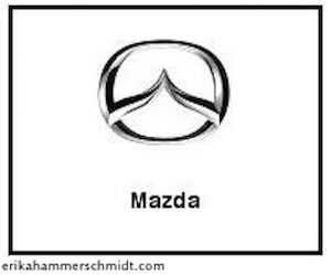 Picture of Mazda logo