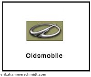 Picture of Oldsmobile logo