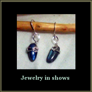 Jewelry in shows